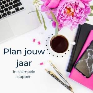 Plan jouw jaar