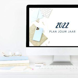 plan jouw jaar 2022