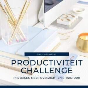 Productiviteit Challenge